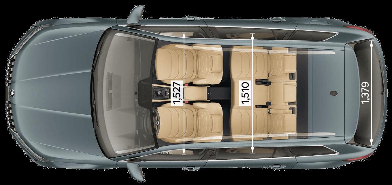 Kodiaq 5 Seat Dimensions PE