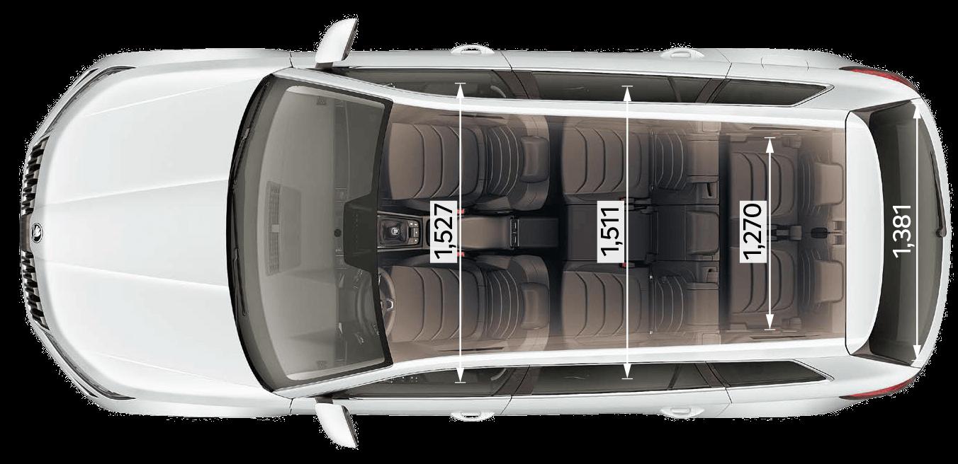 Kodiaq 7 seat (P-E)