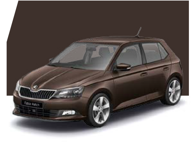 Fabia Maple Brown