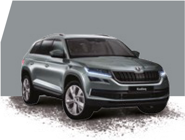 Kodiaq Business Grey