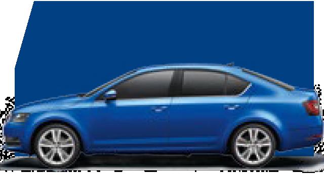 Octavia Race Blue