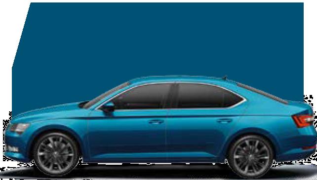Superb Petrol Blue